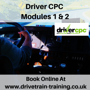 Driver CPC Modules 1 and 2 Sat 19 January 2019