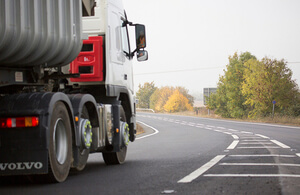 Drivers' hours changes to fines for commercial drivers