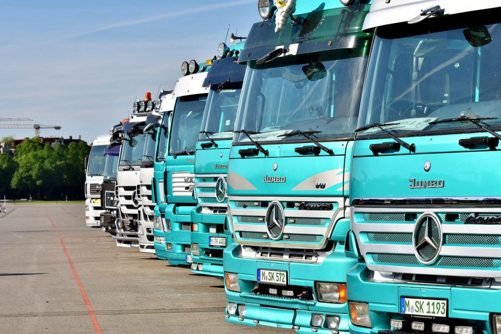 Drivers hours changes to fines for commercial drivers