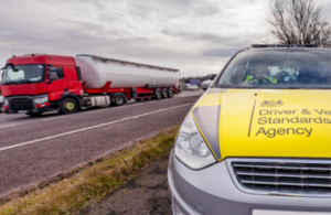 Lorry emissions checks to start at the roadside