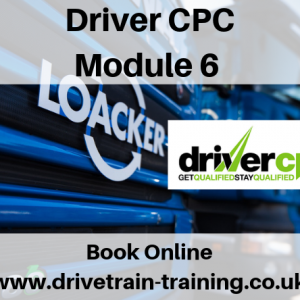 Driver CPC Module 6 Wednesday 27 November 2019