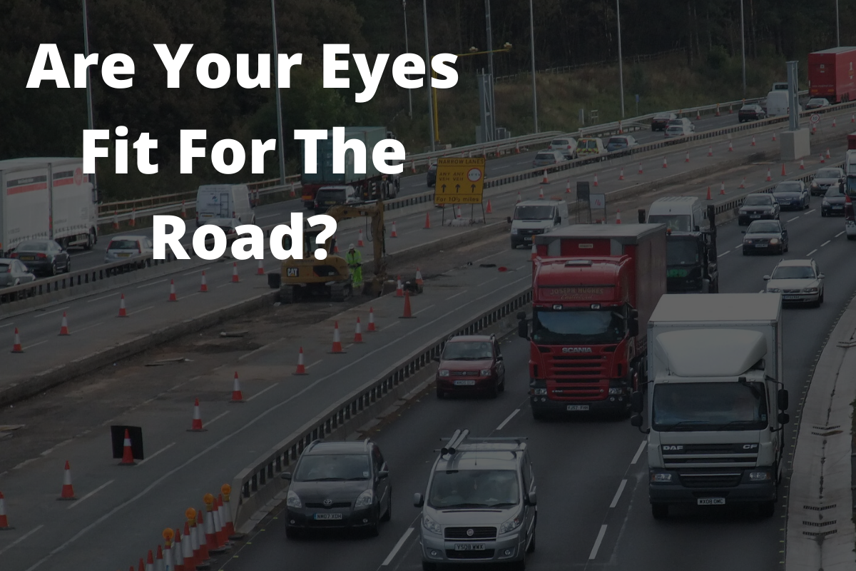 Eye Tests For HGV Drivers